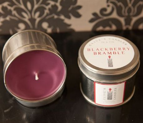 Blackberry Bramble Scented Candle