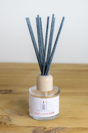 Chef's Kitchen Reed Diffuser, Lime, Mandarin & Basil